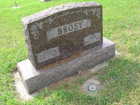 BROST 106, JOHN - Dickey County, North Dakota   JOHN BROST 106 - North Dakota Gravestone Photos
