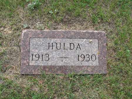 FLAGEL 030, HULDA - Dickey County, North Dakota | HULDA FLAGEL 030 - North Dakota Gravestone Photos