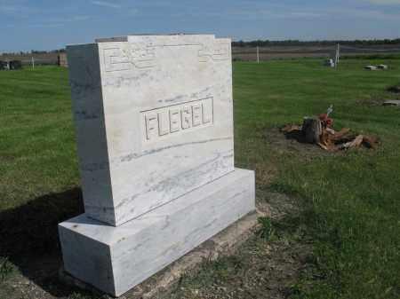 FLEGEL 006, FAMILY (FREDERICH) MARKER - Dickey County, North Dakota | FAMILY (FREDERICH) MARKER FLEGEL 006 - North Dakota Gravestone Photos