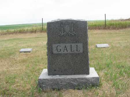 GALL 282, FAMILY MARKER - Dickey County, North Dakota | FAMILY MARKER GALL 282 - North Dakota Gravestone Photos