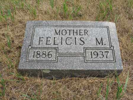 GALL 283, FELICIS MARIE - Dickey County, North Dakota | FELICIS MARIE GALL 283 - North Dakota Gravestone Photos
