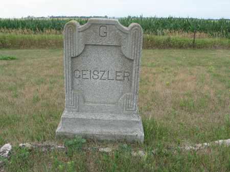 GEISZLER 302, FAMILY MARKER - Dickey County, North Dakota   FAMILY MARKER GEISZLER 302 - North Dakota Gravestone Photos