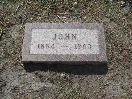GRUNEICH 035, JOHN - Dickey County, North Dakota   JOHN GRUNEICH 035 - North Dakota Gravestone Photos