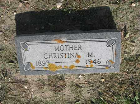 GEISZLER GRUNEICH 055, CHRISTINA M. - Dickey County, North Dakota | CHRISTINA M. GEISZLER GRUNEICH 055 - North Dakota Gravestone Photos