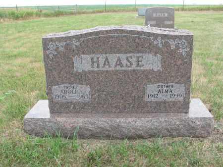 HAASE 250, ALMA KATHERINA - Dickey County, North Dakota | ALMA KATHERINA HAASE 250 - North Dakota Gravestone Photos