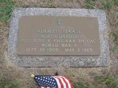 HAASE 251, ADOLPH - Dickey County, North Dakota | ADOLPH HAASE 251 - North Dakota Gravestone Photos