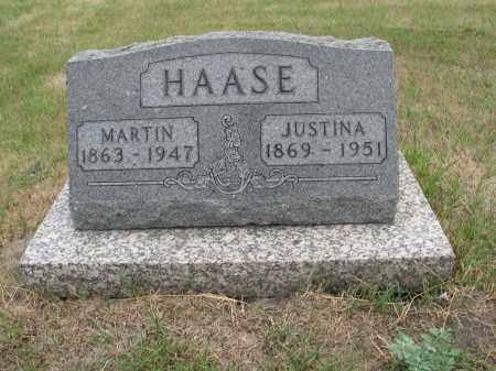 HAASE 264, MARTIN - Dickey County, North Dakota | MARTIN HAASE 264 - North Dakota Gravestone Photos
