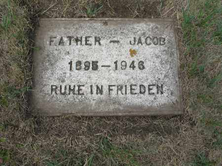 HARTMAN 286, JACOB - Dickey County, North Dakota | JACOB HARTMAN 286 - North Dakota Gravestone Photos