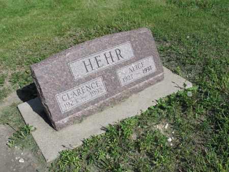 ISLER HEHR 048, ALICE - Dickey County, North Dakota | ALICE ISLER HEHR 048 - North Dakota Gravestone Photos
