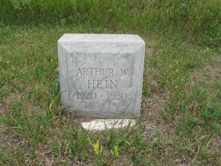 HEIN 343, ARTHUR - Dickey County, North Dakota | ARTHUR HEIN 343 - North Dakota Gravestone Photos