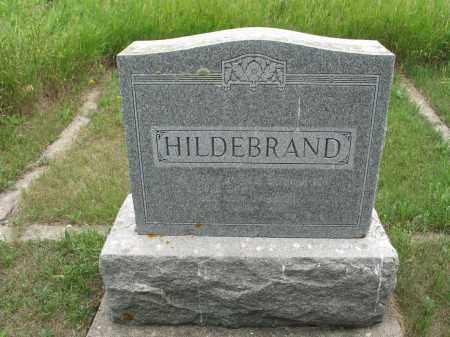 HILDEBRAND 330, FAMILY (FREDRICK) MARKER - Dickey County, North Dakota | FAMILY (FREDRICK) MARKER HILDEBRAND 330 - North Dakota Gravestone Photos