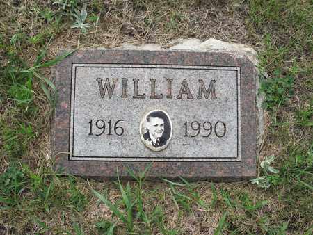 HILSCHER 022, WILLIAM - Dickey County, North Dakota   WILLIAM HILSCHER 022 - North Dakota Gravestone Photos
