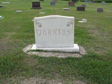 JOHNSON 004, FAMILY (S. BERNHART) MARKER - Dickey County, North Dakota | FAMILY (S. BERNHART) MARKER JOHNSON 004 - North Dakota Gravestone Photos