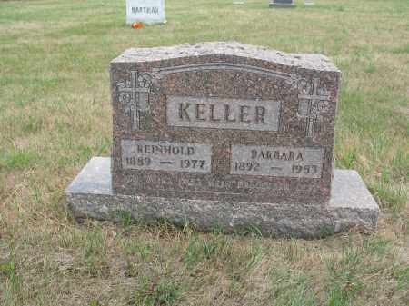 KELLER 254, REINHOLD - Dickey County, North Dakota | REINHOLD KELLER 254 - North Dakota Gravestone Photos