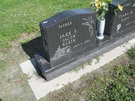 KLEIN 039, JACOB F. - Dickey County, North Dakota | JACOB F. KLEIN 039 - North Dakota Gravestone Photos