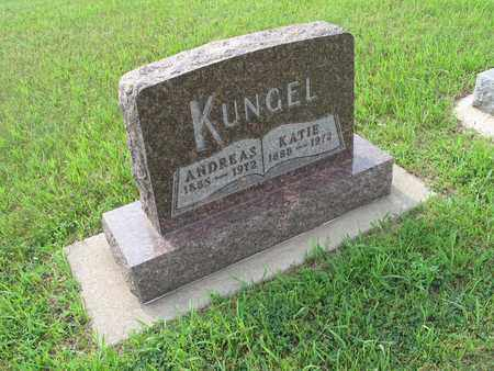 KUNGEL 112, KATIE/KATHERINA - Dickey County, North Dakota | KATIE/KATHERINA KUNGEL 112 - North Dakota Gravestone Photos