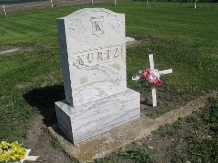 KURTZ 044, FAMILY (GOTTHILF) MARKER - Dickey County, North Dakota | FAMILY (GOTTHILF) MARKER KURTZ 044 - North Dakota Gravestone Photos