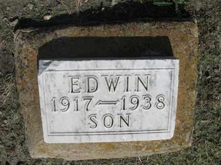 KURTZ 045, EDWIN - Dickey County, North Dakota | EDWIN KURTZ 045 - North Dakota Gravestone Photos