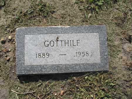 KURTZ 046, GOTTHILF - Dickey County, North Dakota | GOTTHILF KURTZ 046 - North Dakota Gravestone Photos