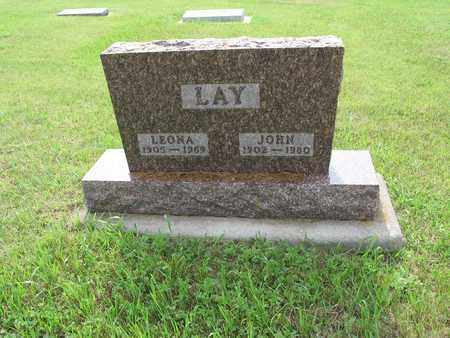 LAY 024, JOHN - Dickey County, North Dakota | JOHN LAY 024 - North Dakota Gravestone Photos