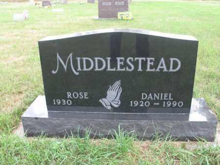 MIDDLESTEAD 245, ROSE - Dickey County, North Dakota | ROSE MIDDLESTEAD 245 - North Dakota Gravestone Photos