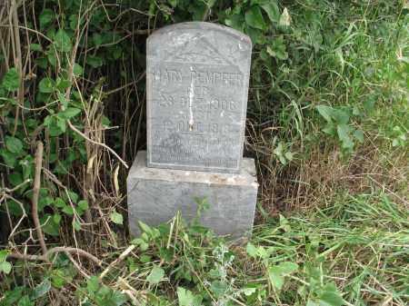 REMPFER 335, MARY - Dickey County, North Dakota | MARY REMPFER 335 - North Dakota Gravestone Photos