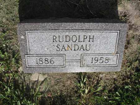 SANDAU 042, RUDOLPH - Dickey County, North Dakota | RUDOLPH SANDAU 042 - North Dakota Gravestone Photos