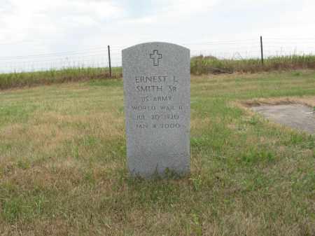 SMITH 277, ERNEST L. SR. - Dickey County, North Dakota | ERNEST L. SR. SMITH 277 - North Dakota Gravestone Photos
