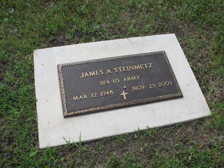 STEINMETZ 200, JAMES A. - Dickey County, North Dakota | JAMES A. STEINMETZ 200 - North Dakota Gravestone Photos