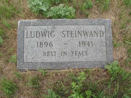 STEINWAND 300, LUDWIG - Dickey County, North Dakota   LUDWIG STEINWAND 300 - North Dakota Gravestone Photos