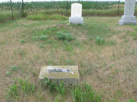UNKNOWN 317, GRAVEMARKER BASE - Dickey County, North Dakota | GRAVEMARKER BASE UNKNOWN 317 - North Dakota Gravestone Photos