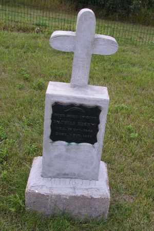 EBERLE, MATHIAN - Emmons County, North Dakota | MATHIAN EBERLE - North Dakota Gravestone Photos