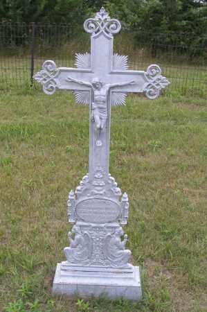 VOLK, BARBARA - Emmons County, North Dakota | BARBARA VOLK - North Dakota Gravestone Photos
