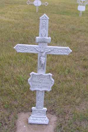 ZAHN, MARTIN - Emmons County, North Dakota | MARTIN ZAHN - North Dakota Gravestone Photos