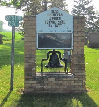 00, NESS LUTHERAN - GrandForks County, North Dakota | NESS LUTHERAN 00 - North Dakota Gravestone Photos
