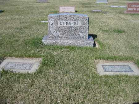 BENDIXEN DOBBERT, EMMA - Kidder County, North Dakota | EMMA BENDIXEN DOBBERT - North Dakota Gravestone Photos