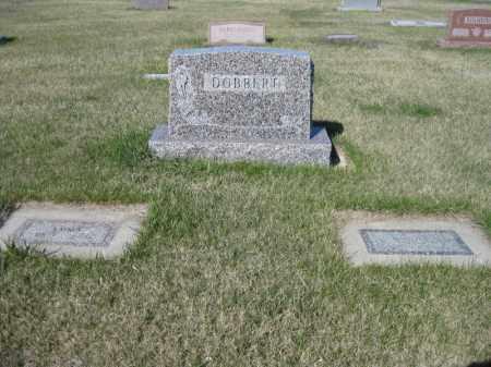 DOBBERT, EMMA - Kidder County, North Dakota | EMMA DOBBERT - North Dakota Gravestone Photos