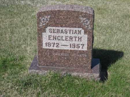 ENGLERTH, SEBASTIAN - Kidder County, North Dakota | SEBASTIAN ENGLERTH - North Dakota Gravestone Photos