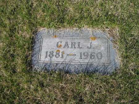 WICK, CARL J - Kidder County, North Dakota | CARL J WICK - North Dakota Gravestone Photos