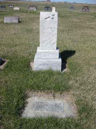 WICK, GILMAR J - Kidder County, North Dakota | GILMAR J WICK - North Dakota Gravestone Photos
