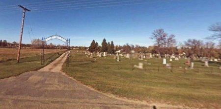 00, CEMETERY 8TH STREET ENTRANCE - LaMoure County, North Dakota   CEMETERY 8TH STREET ENTRANCE 00 - North Dakota Gravestone Photos