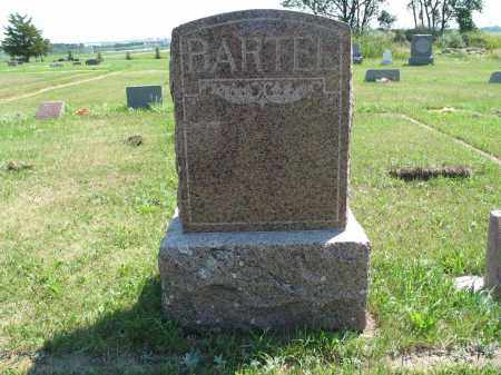 BARTEL 407, FAMILY (DANIEL) MARKER - LaMoure County, North Dakota | FAMILY (DANIEL) MARKER BARTEL 407 - North Dakota Gravestone Photos