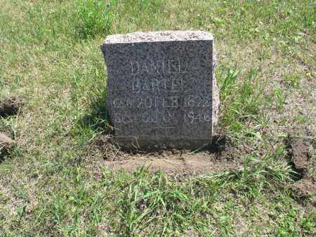 BARTEL 409, DANIEL - LaMoure County, North Dakota | DANIEL BARTEL 409 - North Dakota Gravestone Photos