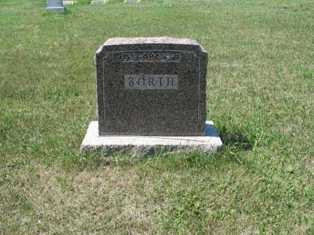 BORTH 525, FAMILY (MICHAEL) MARKER - LaMoure County, North Dakota | FAMILY (MICHAEL) MARKER BORTH 525 - North Dakota Gravestone Photos