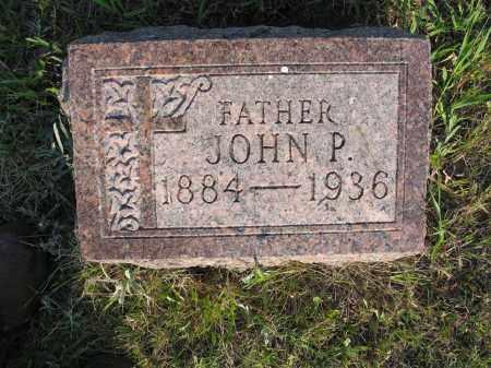 BROST 003, JOHN P. - LaMoure County, North Dakota | JOHN P. BROST 003 - North Dakota Gravestone Photos