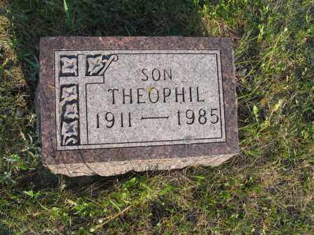 BROST 005, THEOPHIL R. - LaMoure County, North Dakota | THEOPHIL R. BROST 005 - North Dakota Gravestone Photos