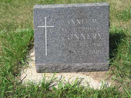 CONNERY 412, ANNA M. - LaMoure County, North Dakota | ANNA M. CONNERY 412 - North Dakota Gravestone Photos