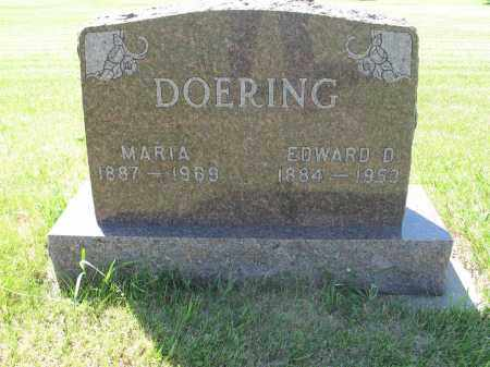 DOERLING 030, MARIA - LaMoure County, North Dakota | MARIA DOERLING 030 - North Dakota Gravestone Photos
