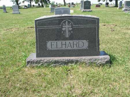 ELHARD 514, FAMILY (ANDREAS) MARKER - LaMoure County, North Dakota   FAMILY (ANDREAS) MARKER ELHARD 514 - North Dakota Gravestone Photos