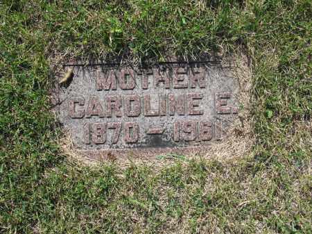 ERBELE 165, CAROLINE E. - LaMoure County, North Dakota | CAROLINE E. ERBELE 165 - North Dakota Gravestone Photos
